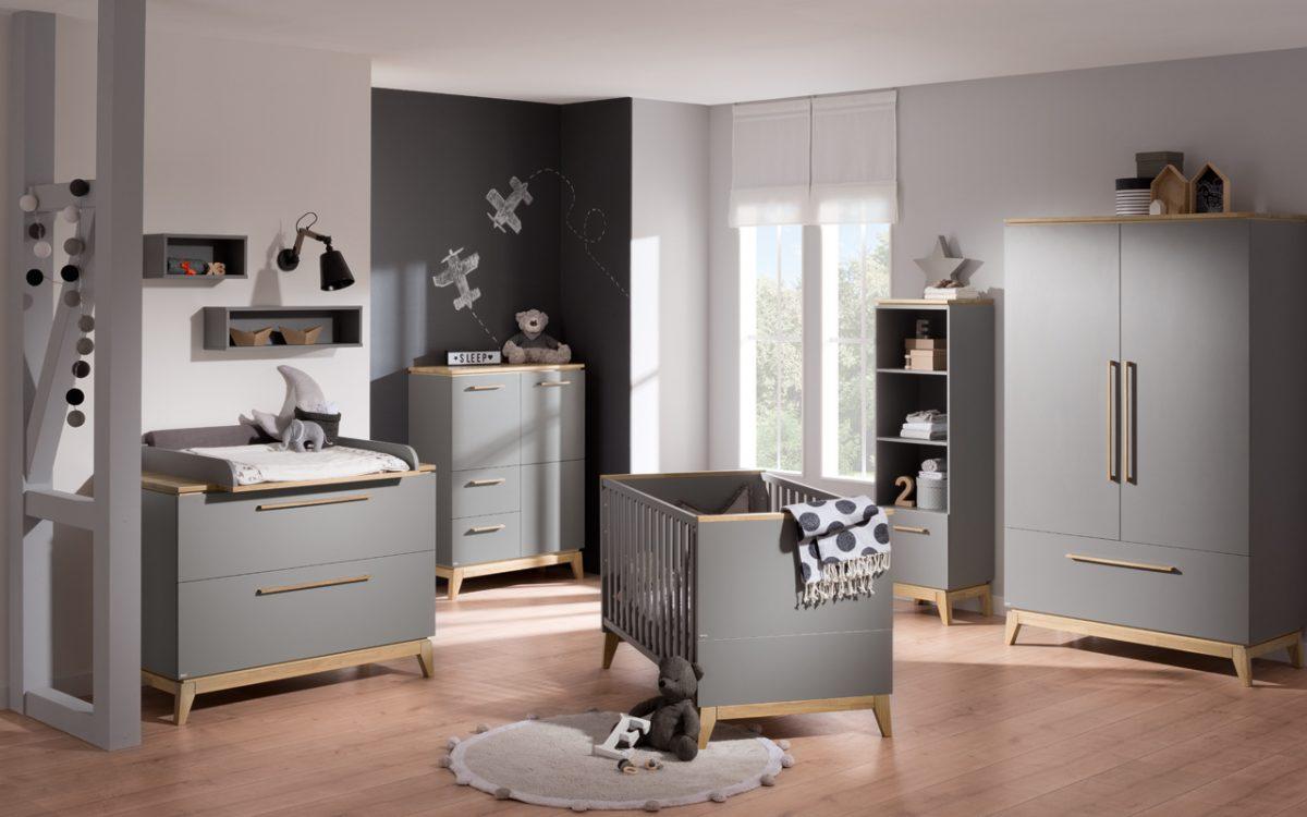 STEN bringt Trendfarbe Grau ins Kinderzimmer | PAIDIs World ...