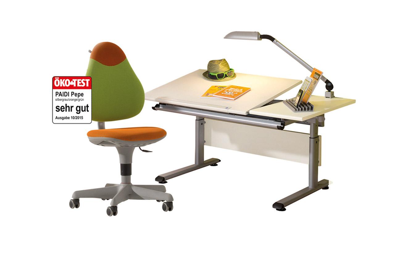 Der Perfekte Sitz Worauf Es Bei Schreibtischstühlen Für Kinder