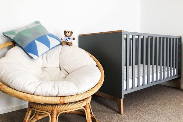 Kinderbett im Programm Sten