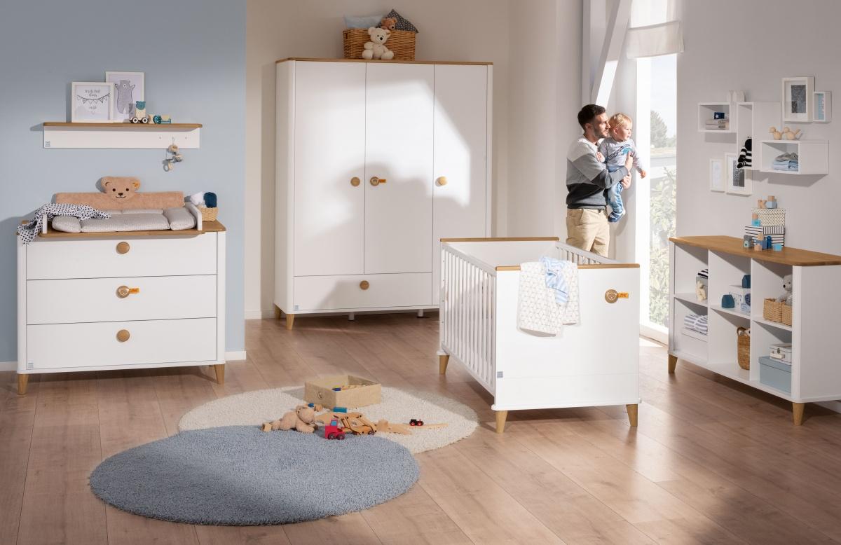 Babyzimmer mit Lotte & Fynn Möbeln